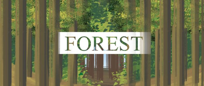 forest by BotzFrotz
