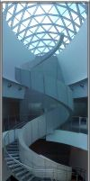 20121013-Dali-Spiral-Staircase-Front-View-v2 by quasihedron