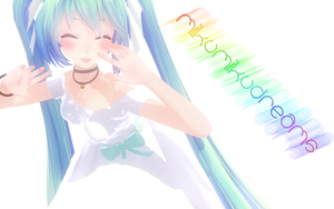 MikuMikuDreams icon! by xDaydreamSyndrome