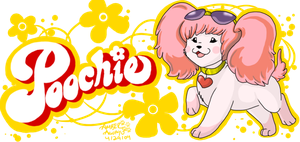 Poochie by PinkScooby54