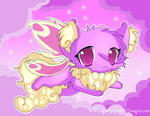 NeoPets: Faerie Wocky by pokemonloverforev