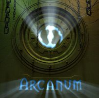 arcanum cd cover by taibu