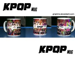 KPop Mug - Finished by GraPHriX
