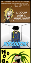 FMA: Mustangy Fate by Heliotrope-Housecat