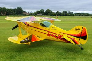 Pitts S-1S Special by Daniel-Wales-Images