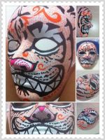 Tiger Mask by Red-Red-Panda