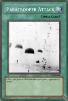Paratrooper Attack card by Mexicano27