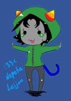 hoodstuck nepeta by yellowvest123