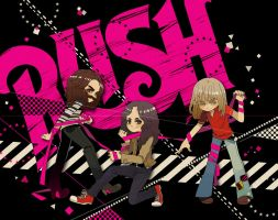 RUSH from Canada by wasawasawa