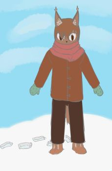 Winter Clothes by krislw