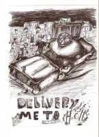 delivery me too HELL by latininho