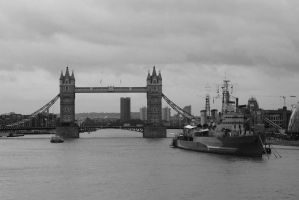 Tower Bridge by Jack-13