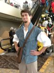 Flynn Rider by YellowFlash001