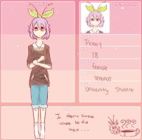 Millenium city application: Penny by G-Chan0nly