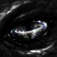 Icon Commission - Stars in the Deepest Dark by jocarra