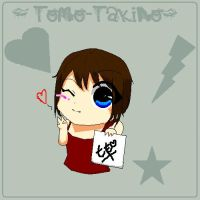 Tomo Goes To D.A. by Tomo-Takino