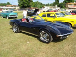 1970 Corvette Convertible by Mister-Lou