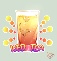 APH: Iced Tea America by Haxelo