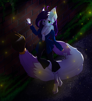 Night time Stroll by Pheonight