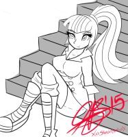 W.I.P. Sonata After school by xxXSketchBookXxx