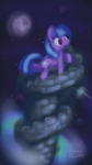 Space Stairs by Cazra