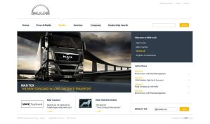 ManTrucks by NorthernDesign