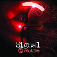 Signal Creative CD Label by Ravven78