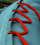 red rope by awjay