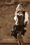 Steam Punk Lady by Scooby777