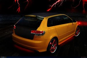 Audi S3 Virtual Tuning by Zero1122