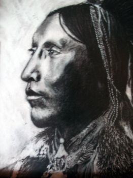 Native American by blisterine66