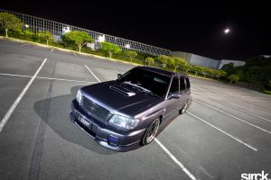 Subaru Forester by small-sk8er