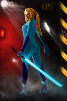 Zero Suit by endave