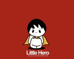 Little Hero by pincel3d