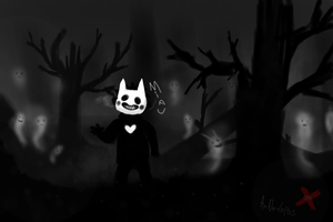 Limbo -Zacharie {OFF} by Ao-No-Lupus