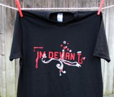 I'M DEVIANT by deviantWEAR