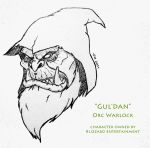 Gul'dan by TheSleeperAwakes