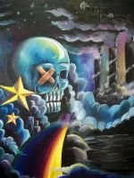 Death of An Industry by VickiBeWicked