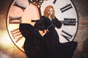 River Song. Doctor Who (3) by glupiKroliczek