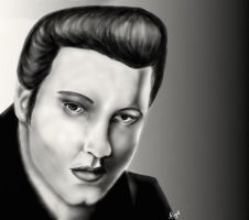 Elvis the King by mannafig