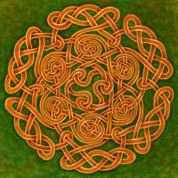 Celtic knots by mossy-tree