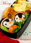 Christmas Bento by Demi-Plum