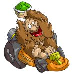 Paunch Mario Kart by Everyday-Grind-Comic