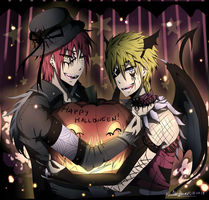 Happy Halloween! 2013 by xSilverflowerx