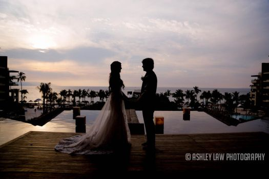 Mexico Wedding by ashleylawphotography