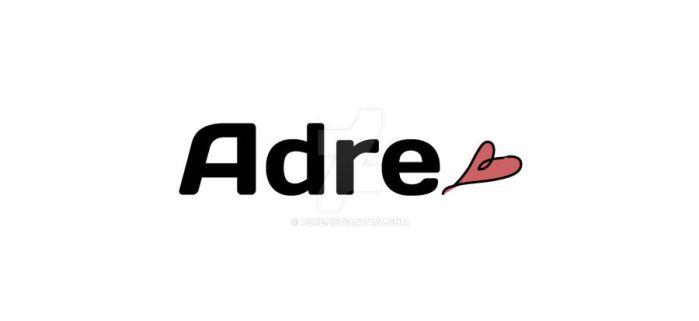 adre.heart. by AdRe