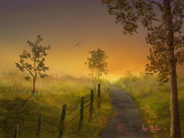 Beyond The Road by Sillybilly60