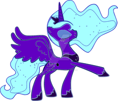 Lololo Is A Sexy Pony by reallunareallllll