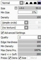 lol here are my brush settings by Creation-Forest