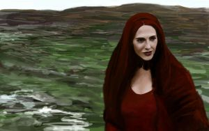 Melisandre by TercelBg